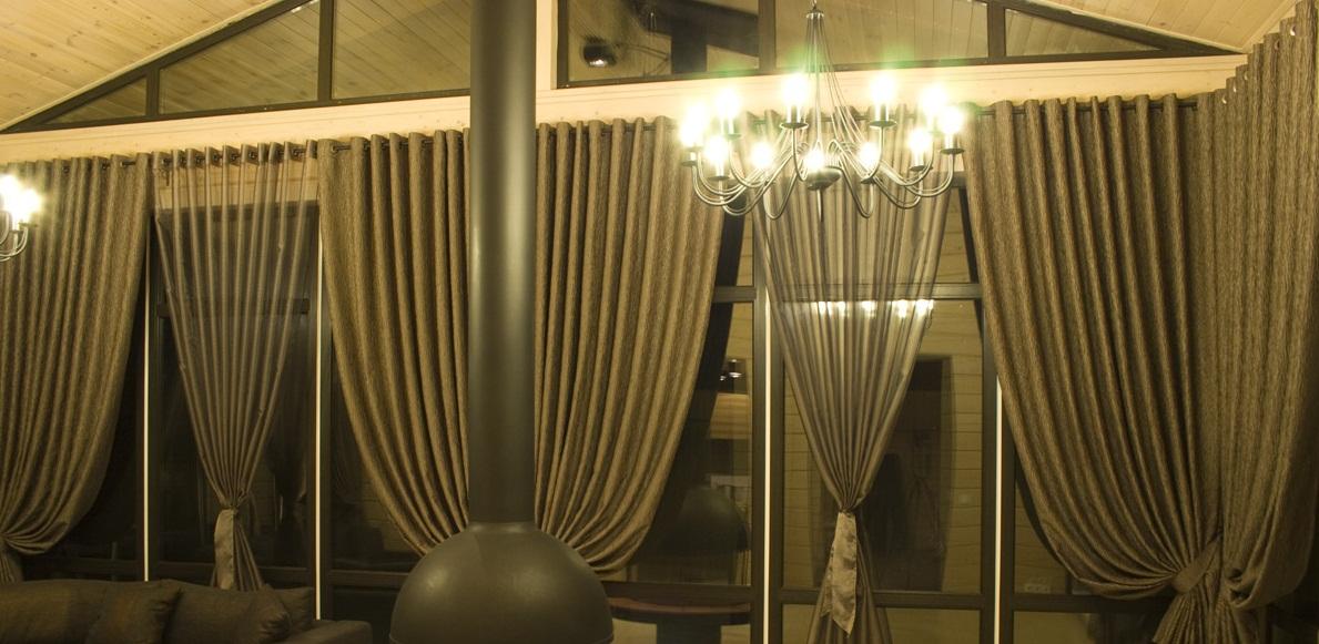 Modele De Rideau Pour Salon
