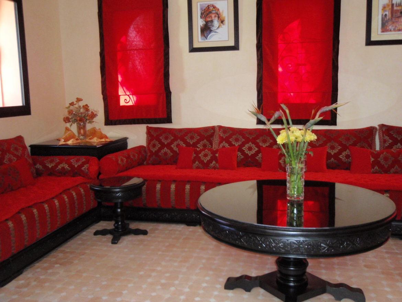 Salon Marocain Traditionnel | 77 Deco Salon Marocain Traditionnel ...