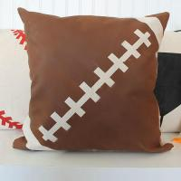 Sports Gear Painted Pillows - Project by DecoArt