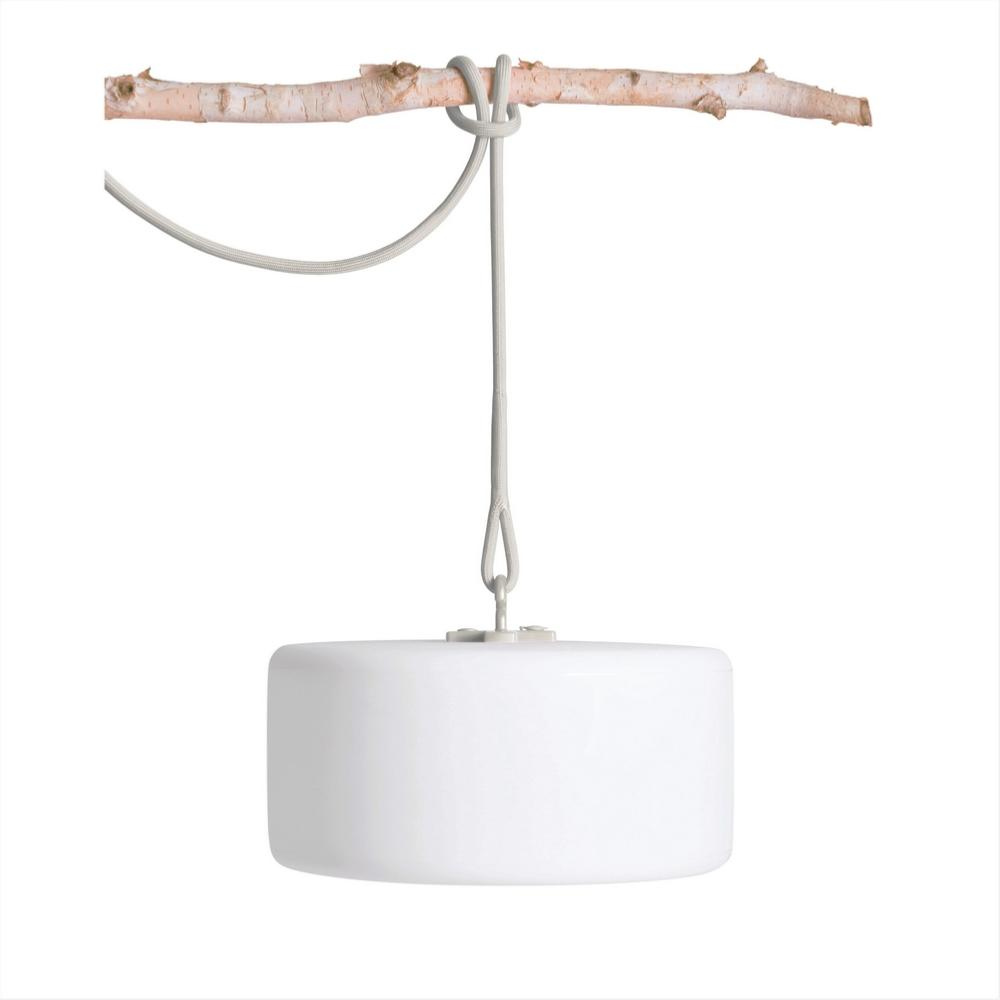 Fatboy Lampe Lampe Thierry Le Swinger Gris Clair Fatboy