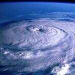 【台風】台風の目とはどういう意味?中はどんな状態?他にも意味が!