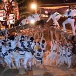 【祭り】岸和田だんじり祭りは2回あるの?必見大迫力のやりまわし!