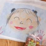 【祭り】夏祭りポスター!保育園の子供たちと手作りにチャレンジ!