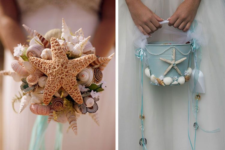 Ideas Para Decorar Bodas En La Playa | Complementos Originales Para Bodas Playeras