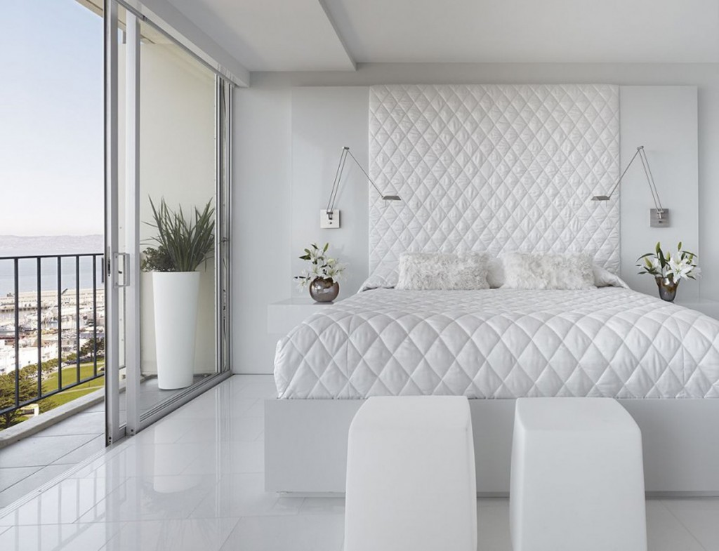 All White Apartment Dream White Bedroom Decorating Ideas Decoholic