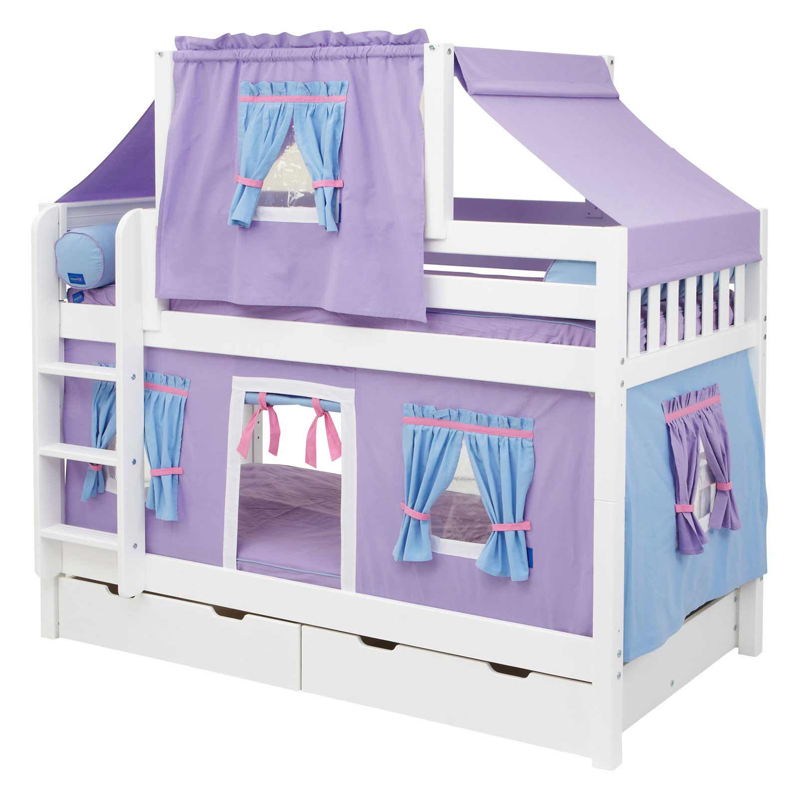 Awesome Loft Beds 10 Awesome Girls 39 Bunk Beds Decoholic