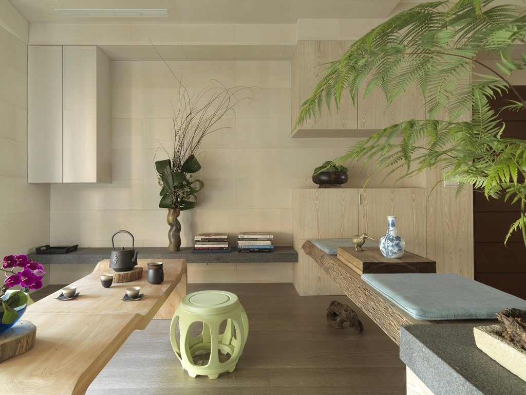 Asian Style Home Decor Impressive Modern Asian House By Tae Ha Interior Design