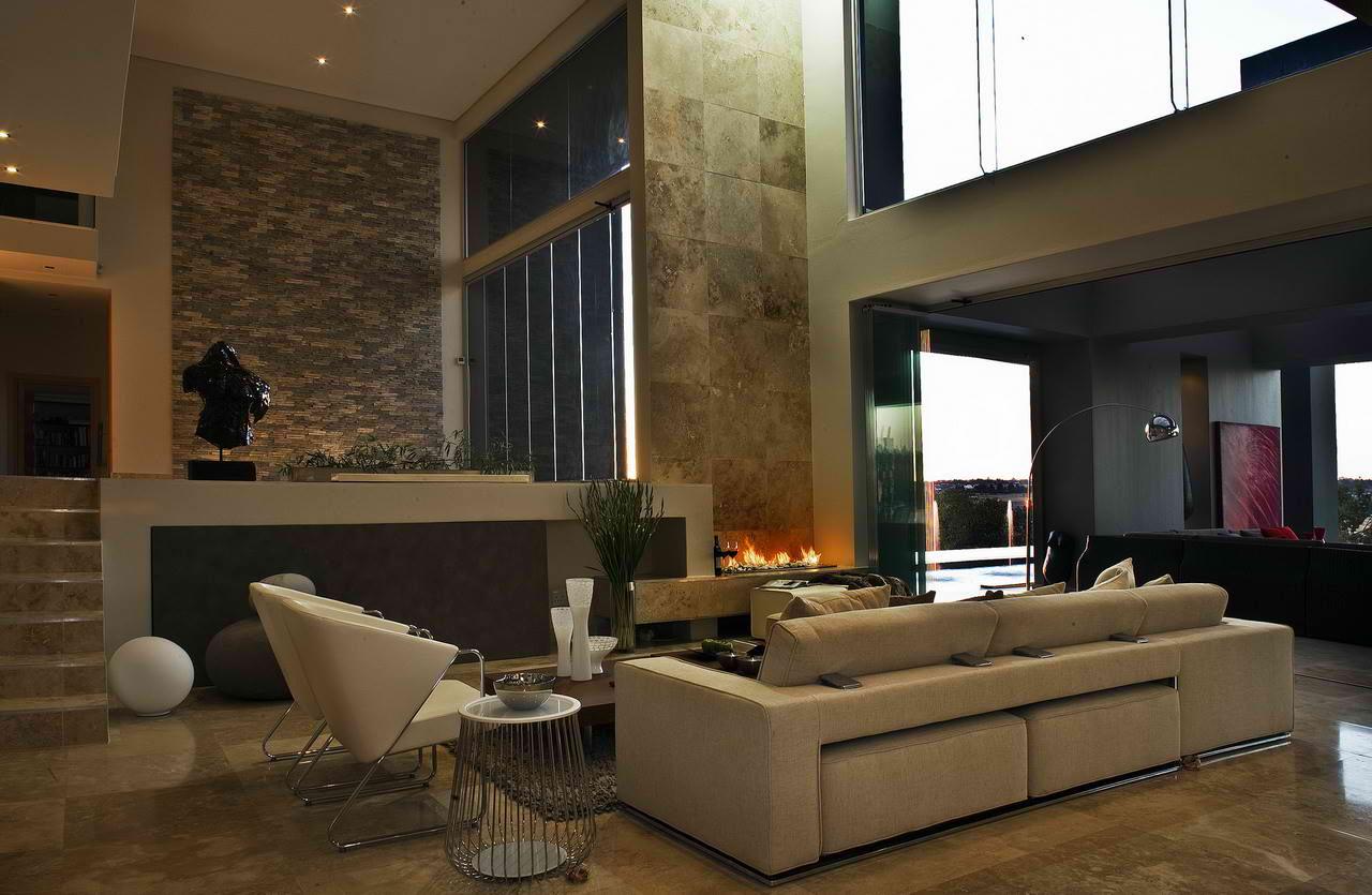 Modern contemporary living 19 design room