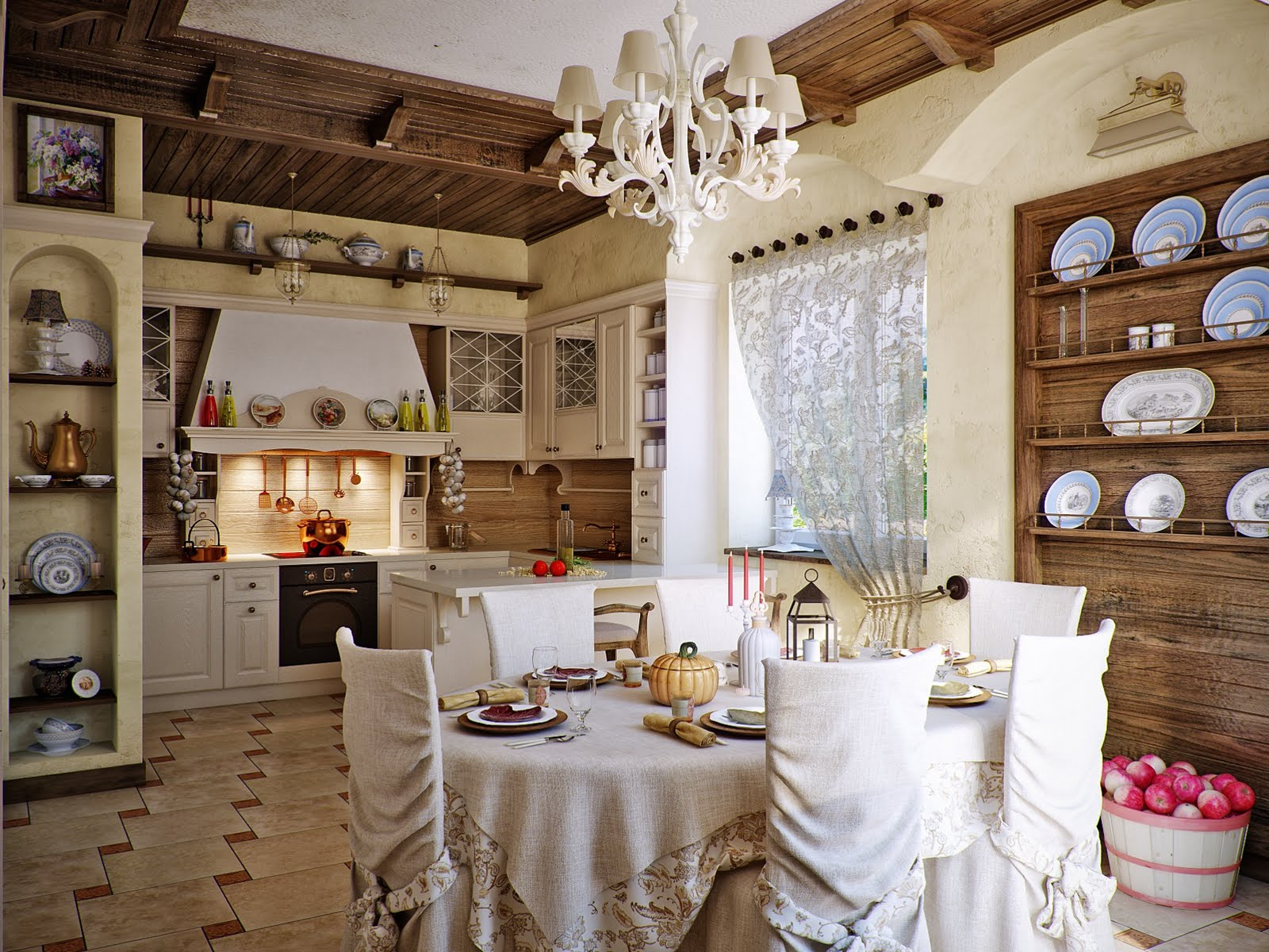awesome country kitchen design svetlana nezus interior designs kitchen interior designs