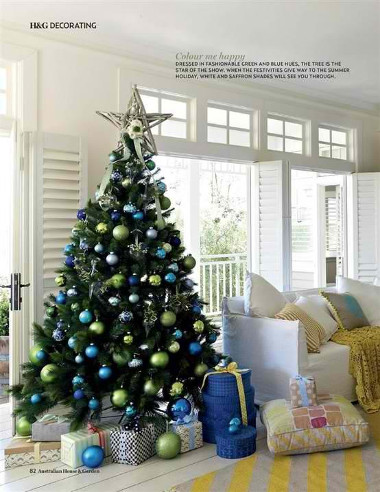 37 Inspiring Christmas Tree Decorating Ideas - Decoholic