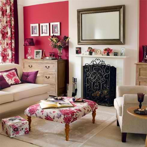 26 Amazing Living Room Color Schemes - Decoholic - bedroom living room combo