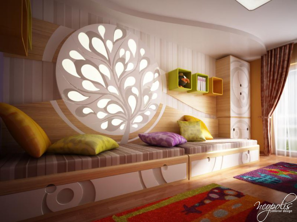 Kid Fun Bed 31 Well Designed Kids 39 Room Ideas Decoholic