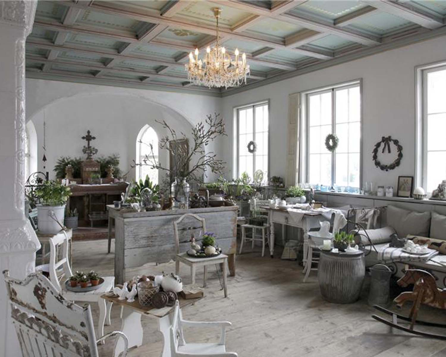 Breathtaking Shabby Chic Living Room Ideas 40 New Ideas Download