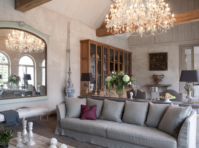 69 Fabulous Gray Living Room Designs To Inspire You - Decoholic - grey sofa living room ideas