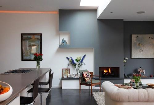 Medium Of Gray Living Room Ideas