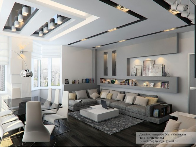 69 Fabulous Gray Living Room Designs To Inspire You - Decoholic - design ideas for living rooms