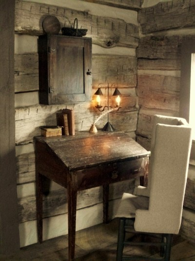 36 Stylish Primitive Home Decorating Ideas - Decoholic