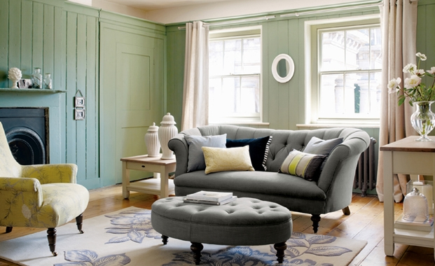 26 Relaxing Green Living Room Ideas - Decoholic - green living rooms