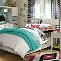 24 Teenage Girls Bedding Ideas