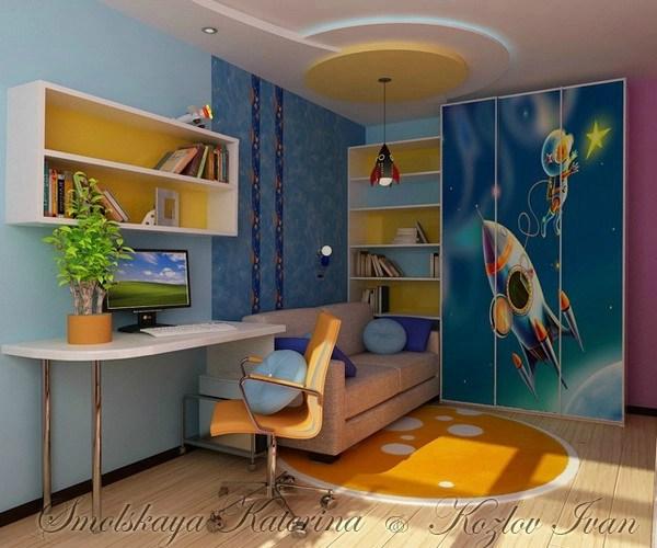 26 Best Girl and Boy Shared Bedroom Design Ideas - Decoholic - boy and girl bedroom ideas