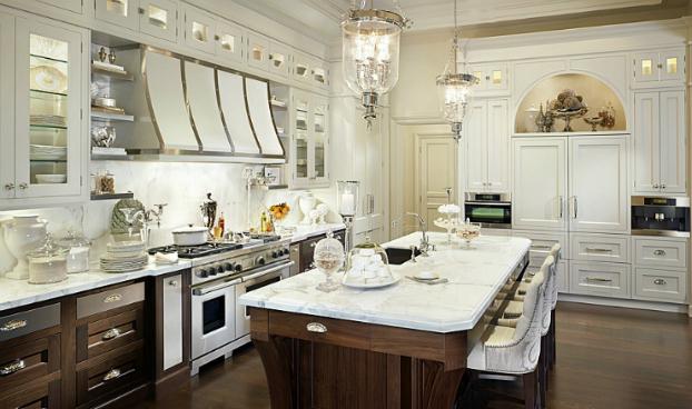10 Perfect Transitional Kitchen Ideas (34 Pics) - Decoholic - transitional kitchen design