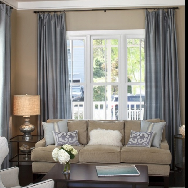 33 Beige Living Room Ideas - Decoholic - gray and beige living room