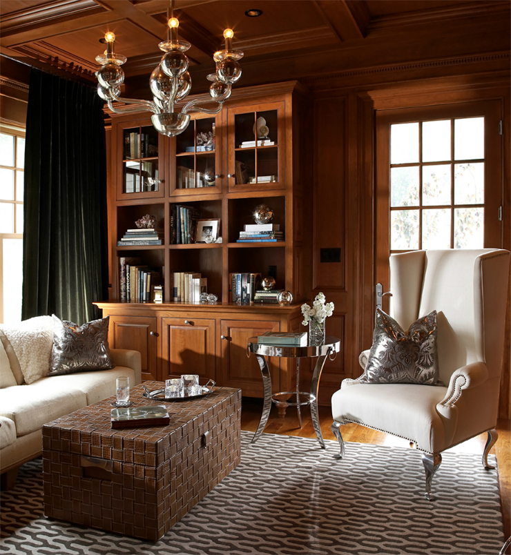 Living Divani Living Room Ideas: Blend Modern Glamour With Classic