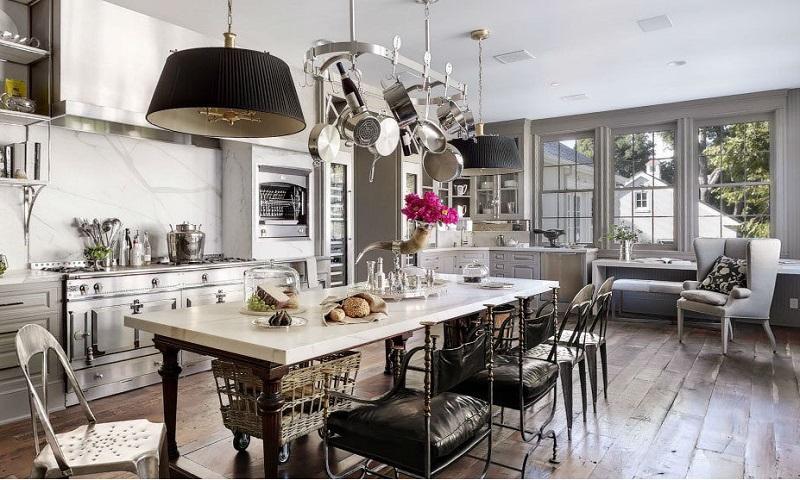 Stylish Yet Timeless Kitchen Designs - Decoholic - timeless kitchen design