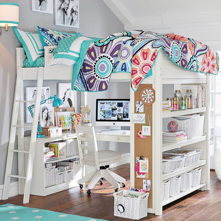 white-loft-bed-with-desk-3  %Image Name