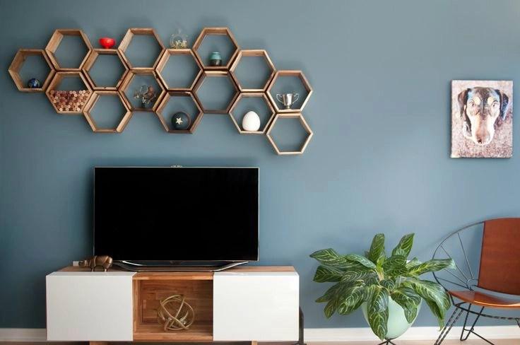 40 TV Wall Decor Ideas - Decoholic - design ideas