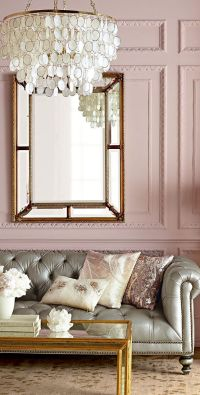 How To Decorate With Blush Pink - Decoholic