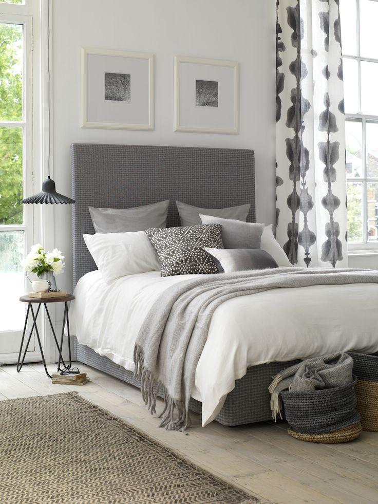 Cozy 55 schlafzimmer ideen gestaltung im shabby chic look for Schlafzimmer gestaltung