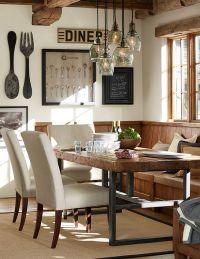 12 Rustic Dining Room Ideas - Decoholic