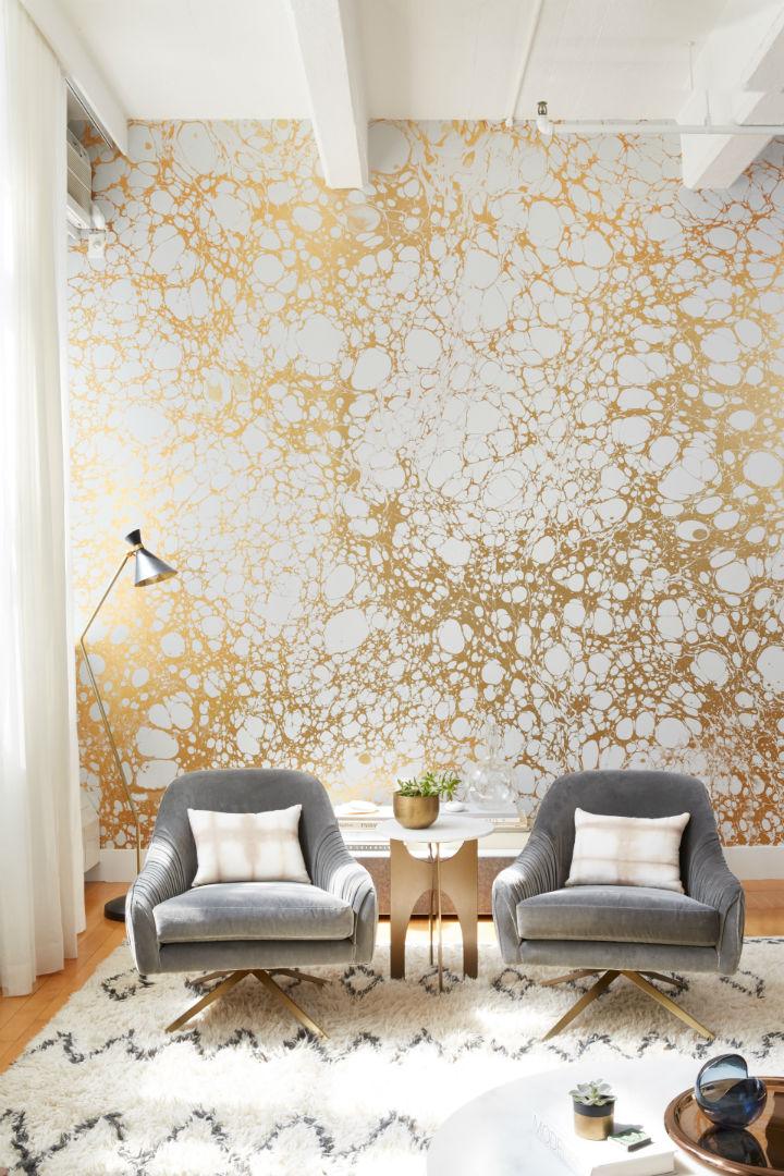 Aliexpress 3d Wallpaper Inspirational Interiors By Megan Pflug Decoholic