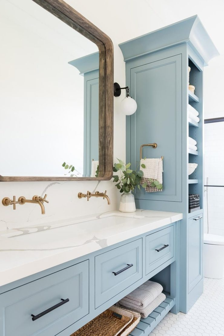 Top Incredible Light Blue Bathroom Ideas Multitude 4614 Wtsenates
