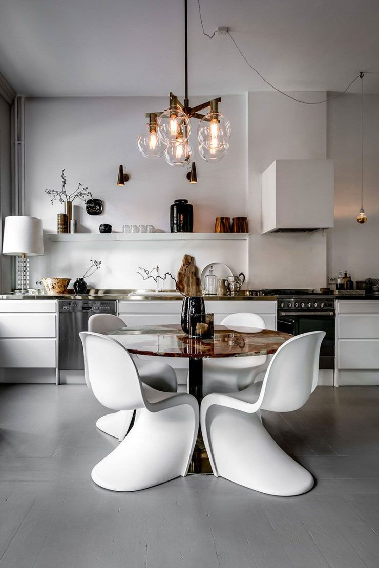 Easy Kitchen Design Ideas Easy Design Ideas For Your Own Stylish Eat In Kitchen Decoholic
