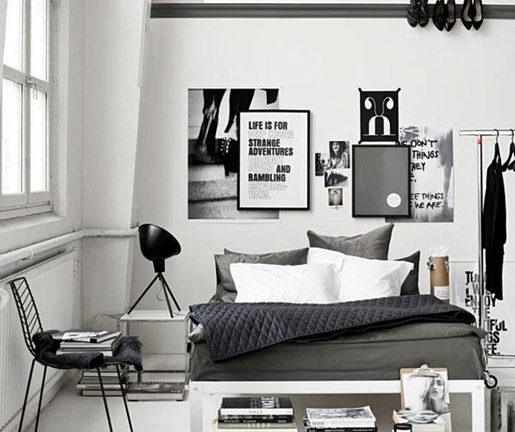 Interior Dec 30 Awesome Modern Bedroom Decorating Ideas Designs