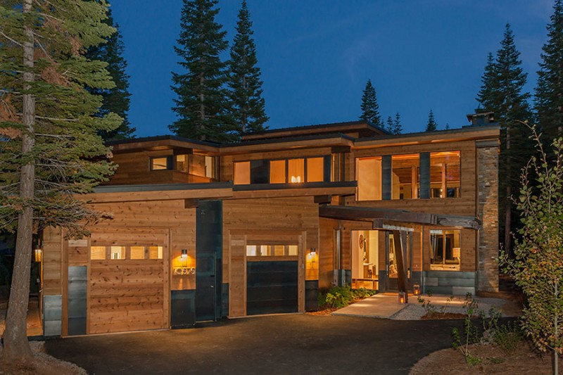 Denver Home Builders Modern Mountain House With Breathtaking Beauty | Decohoms