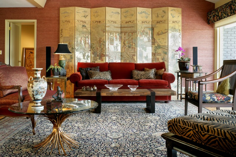 Big Sofa Orientalisch Cool Modern Living Rooms With Big Flat Screen And Great