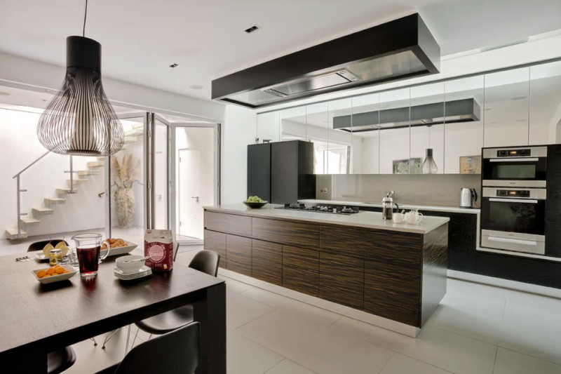 Kitchen Pendant Lighting Height Amazing Choices Of Compact Kitchen Units To Pick | Decohoms