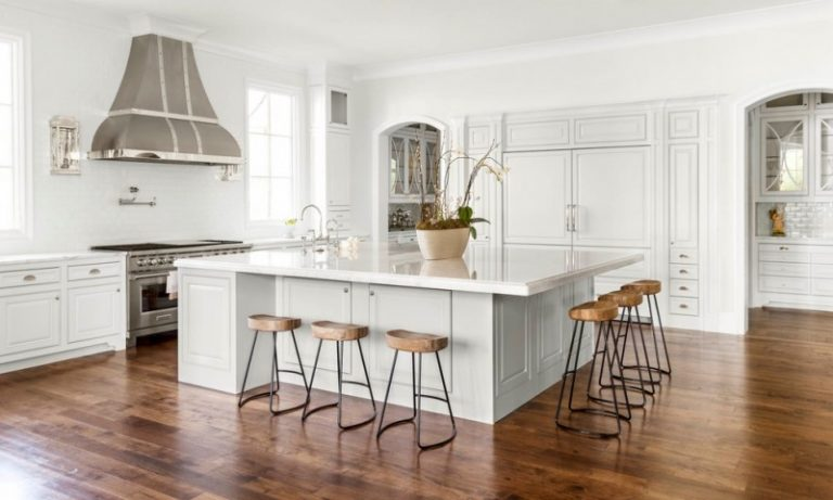 Modern Stools For Kitchen Island Big Is Not Beautiful, It's Amazing: Seen In The Kitchen