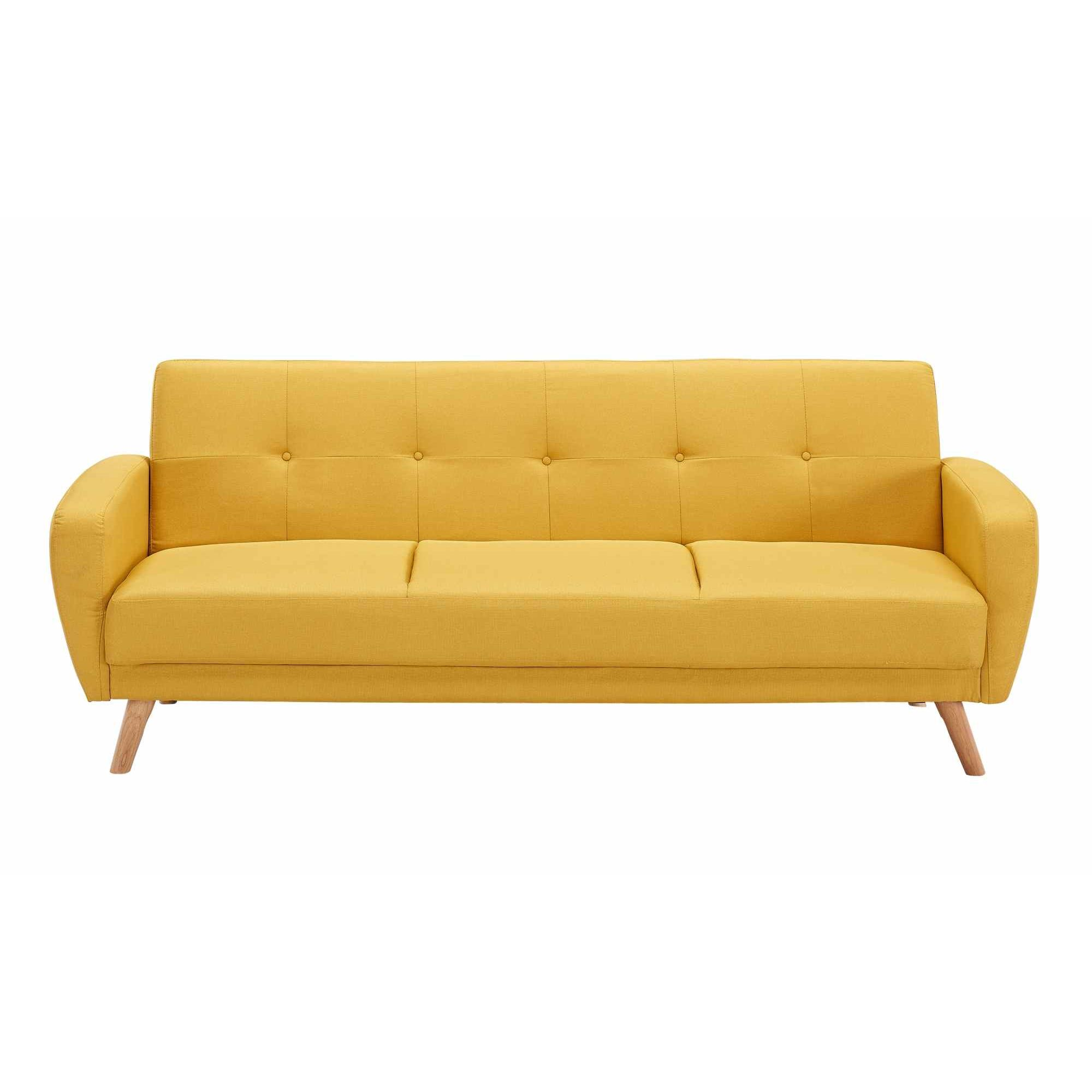 Deco Scandinave Jaune Deco In Paris 9 Canape 3 Places Convertible Scandinave