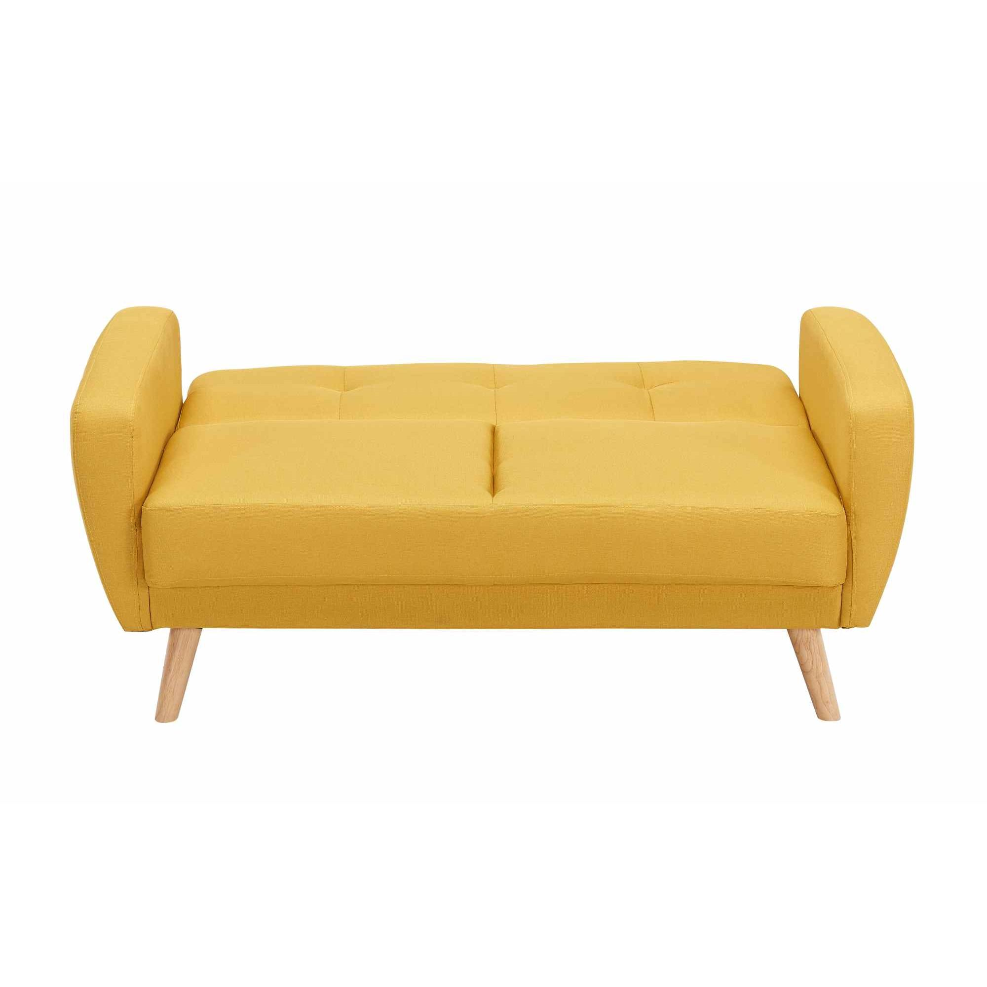 Deco Scandinave Jaune Deco In Paris Canape 2 Places Convertible Scandinave