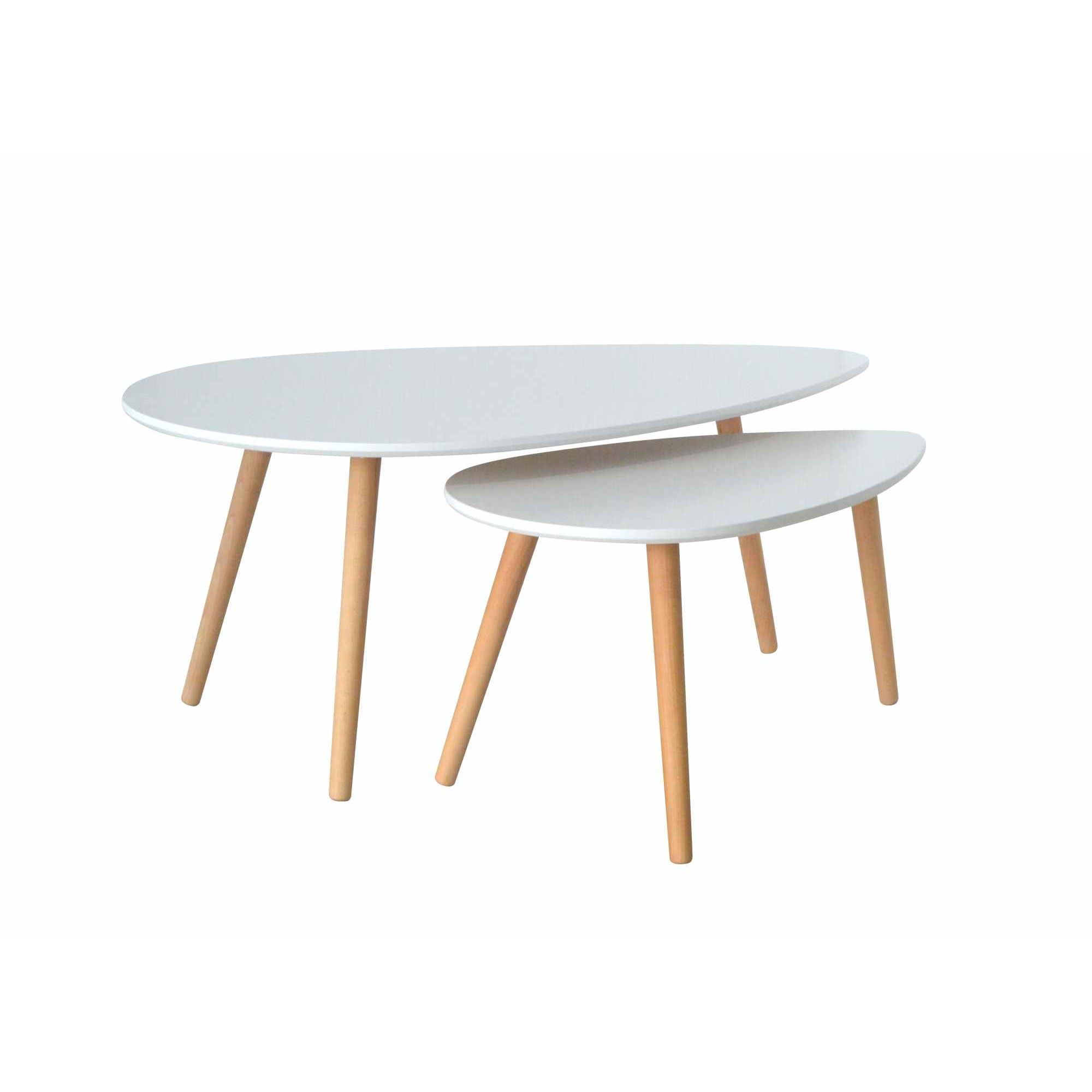 Table Basse Scandinave Verre Table Basse Scandinave Bois Clair Wraste