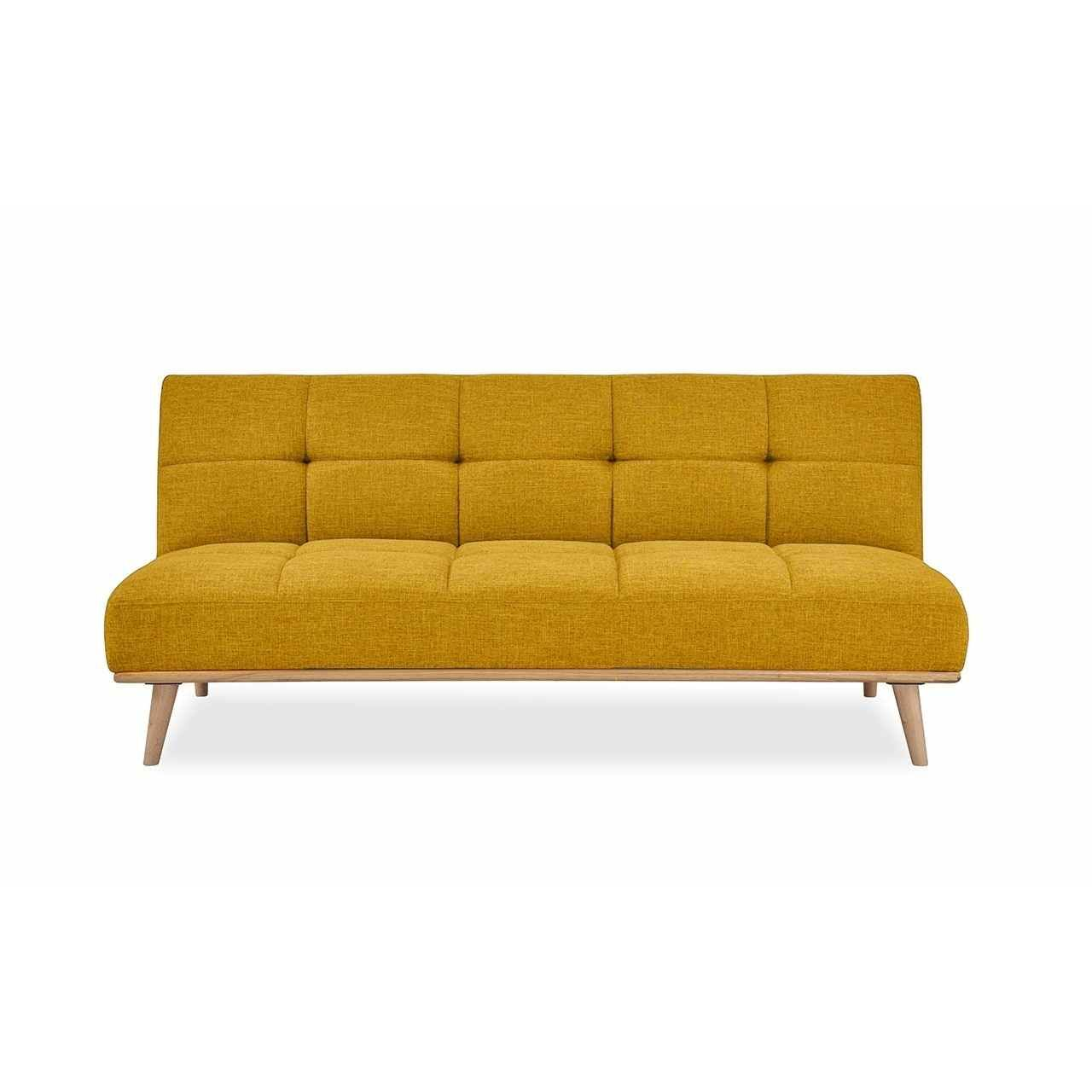 Deco Scandinave Jaune Deco In Paris 4 Banquette Clic Clac Scandinave 3 Places