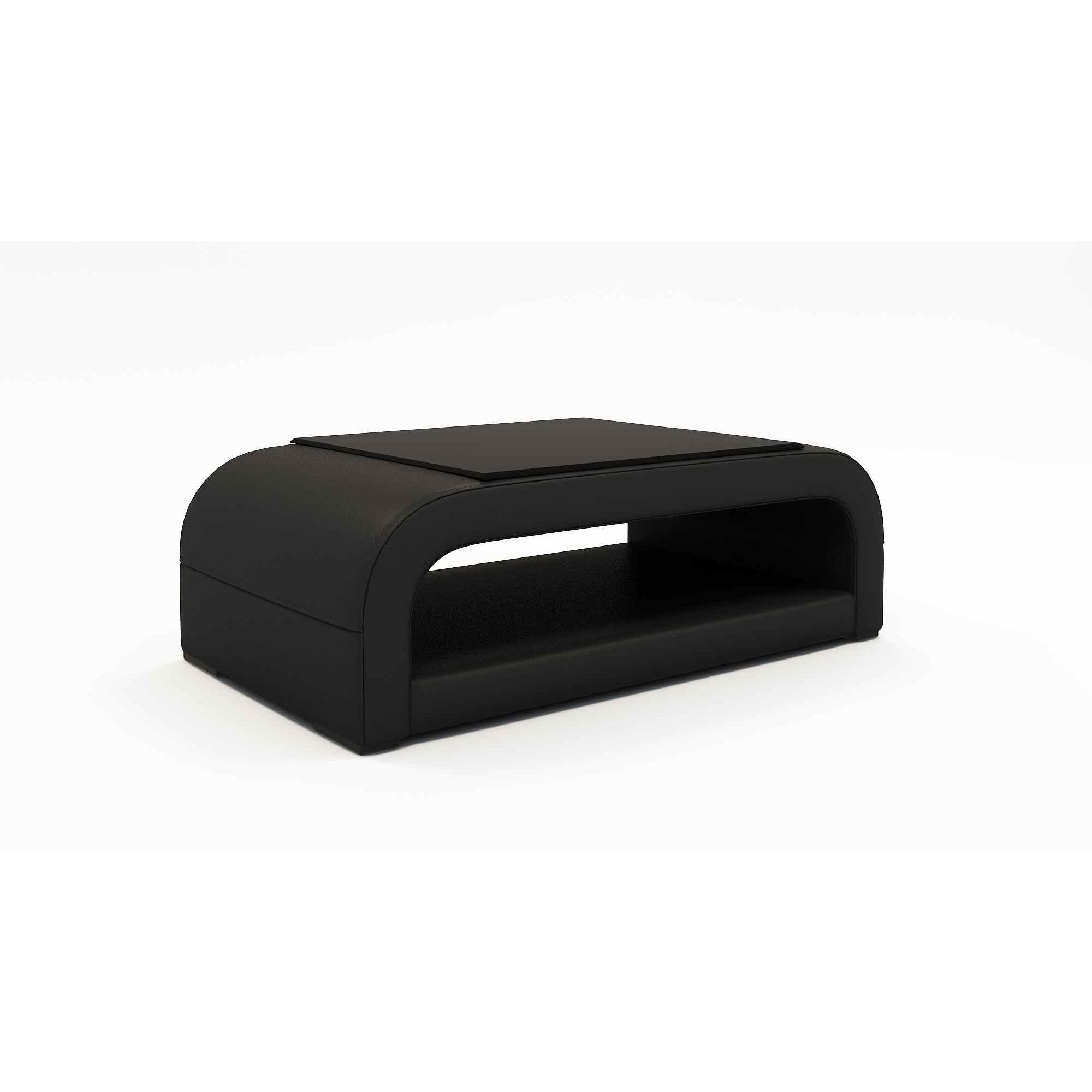 Table Basse Design Noire Deco In Paris Table Basse Design Noir Nelly Nelly Tab