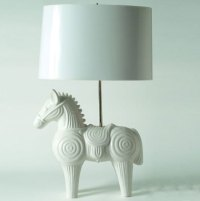 Jonathan Adler's Animals Ceramic Lamps - DecoJournal