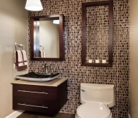 10 Decorative Small Bathroom Backsplash Ideas With ...
