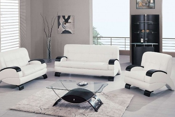 Glass Living Room Furniture u2013 Modern House - glass living room furniture