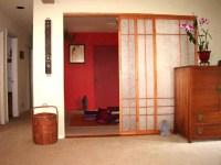 Japanese style furniture - interior sliding doors ...